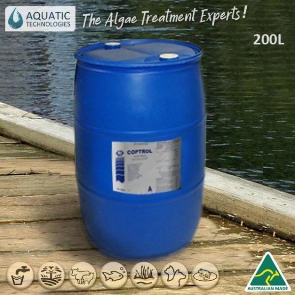 Blue-green-algae-in-lakes-coptrol-200L-australia