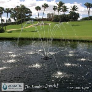 lake-aeration-fountain-spider-arch-australia