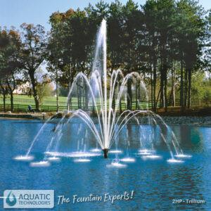 lake-display-fountain-pump-aerator-australia