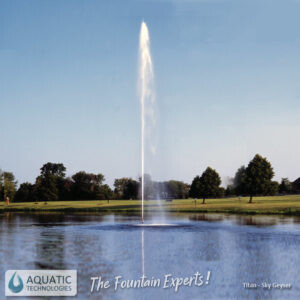 Large Lake Fountains Australia
