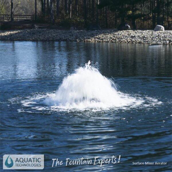 Aeration Bubbler Fountains