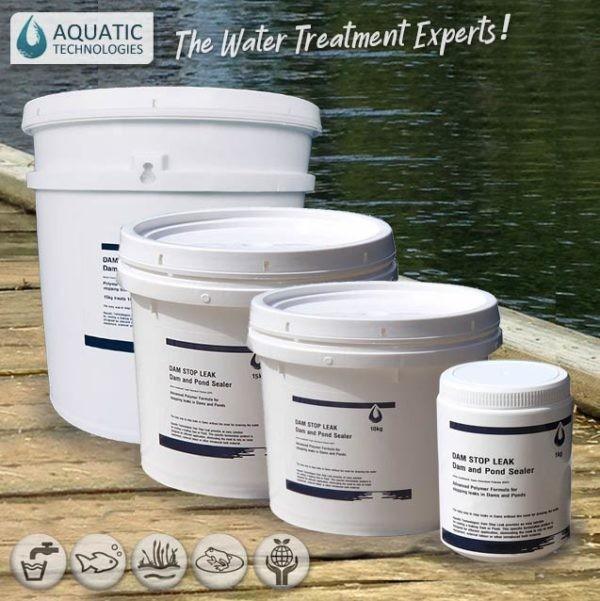 Aquatic Dam Stop Leak