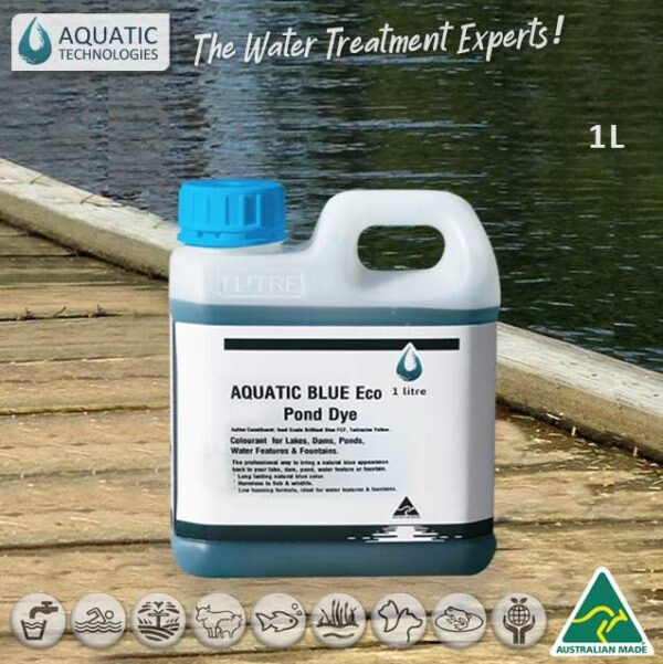 Aquatic Blue Eco 1L