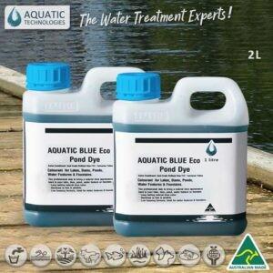 Aquatic Blue Eco 2x1L - Twin Pack