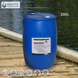 Algae Master In 200L Container
