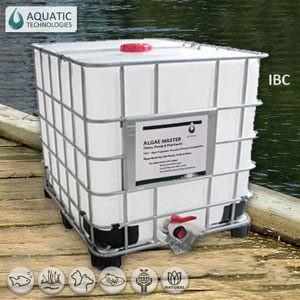 Algae Master in IBC container