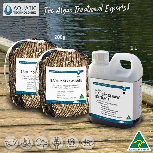 Aquatic Barley Straw Extract Special